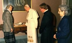 Makieta Domu u Jana Pawła II