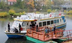 ZEFIR - przypłynął do Głogowa 2013