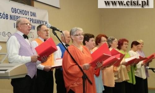 Kolędy i pastorałki w wykonaniu Seniorów i Niepełnosprawnych