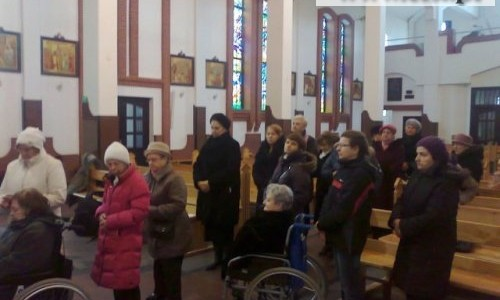 Dzień Chorego CVS w Olsztynie