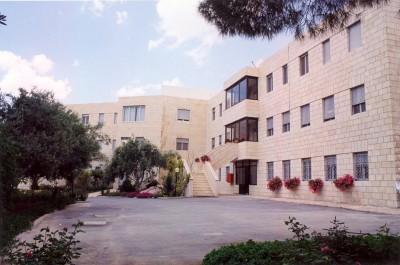 Dom Matki Miłosierdzia w Jerozolimie (Izrael)
