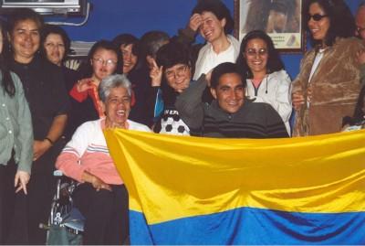 Wspólnota z Bonawentury w Kolumbii
