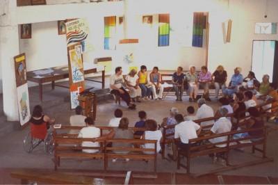 Wspólnota z Bonawentury w Kolumbii2