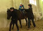 Zwierzęta pomagają w terapii