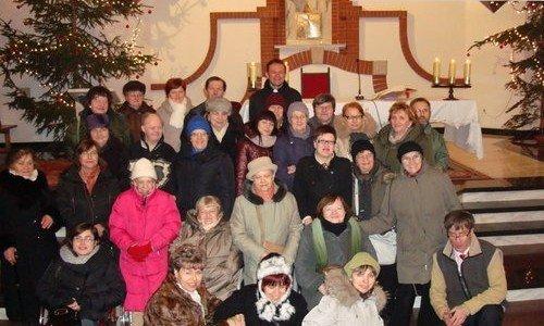 Spotkanie Noworoczne COC Archidiecezji Warmińskiej