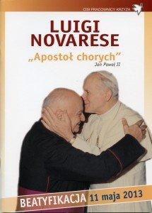 LUIGI NOVARESE – APOSTOŁ CHORYCH