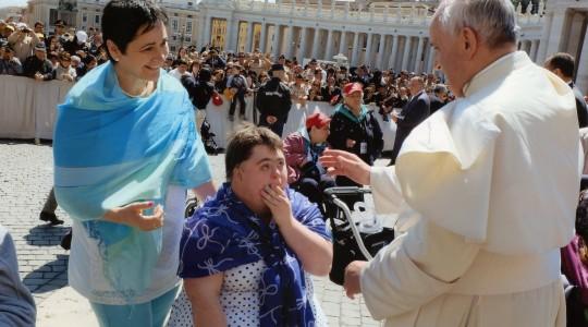 Papież Franciszek do Cichych