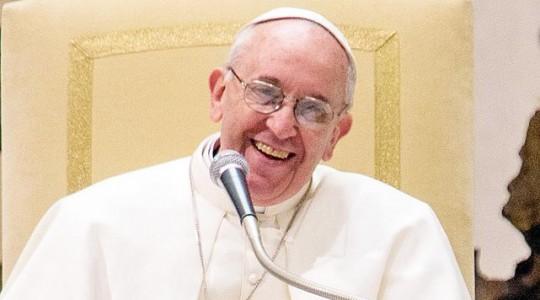 Papież Franciszek - CZEKA NA NAS !!!