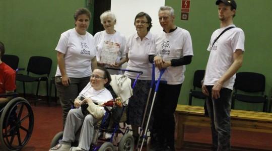 Puchar Polski Osób Niepełnosprawnych w Bocci