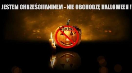 Halloween - nie dla chrześcijan