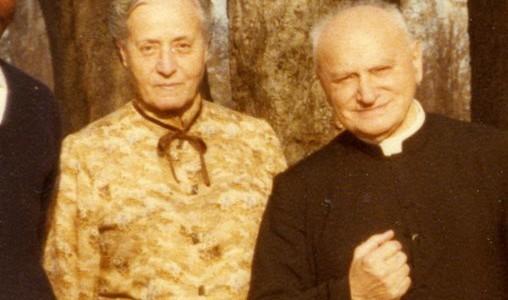 1 listopada - dzień założenia Cichych Pracowników Krzyża