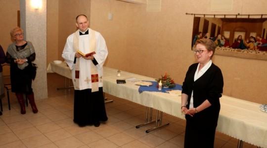 Spotkanie Świąteczno-Noworoczne Centrum Ochotników Cierpienia w Głogowie