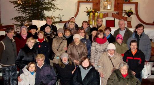 Spotkanie noworoczne w CVS Archidiecezji Warmińskiej
