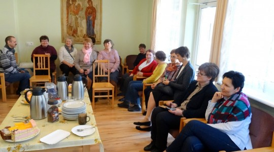 Dni Skupienia dla Wolontariatu CVS Archidiecezji Gdańskiej