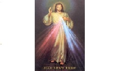 Nawiedzenie Obrazu Jezusa Miłosiernego