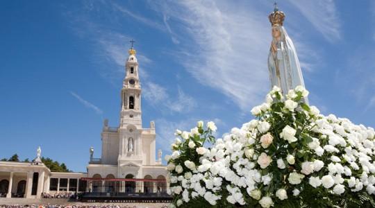 13 maja - Matki Bożej Fatimskiej