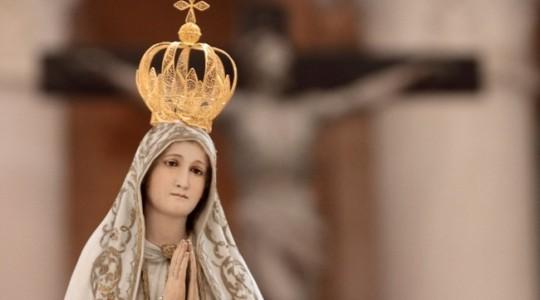 Nowenna do Matki Bożej Fatimskiej wszystkich Centrów CVS