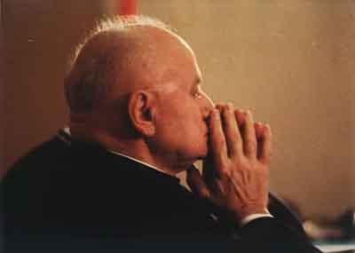 Pierwsza Msza Św. Bł. Luigiego Novarese