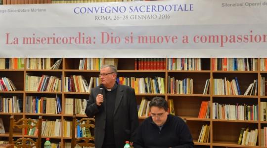 Sympozjum Maryjnej Ligi Kapłańskiej w Rzymie
