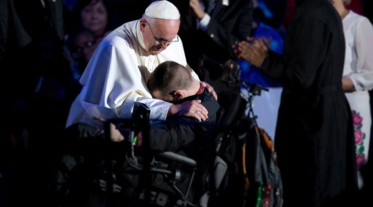 Jubileusz Osób Chorych i Niepełnosprawnych