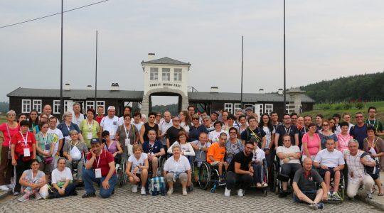 Drugi dzień pobytu w Polsce włoskich pielgrzymów.