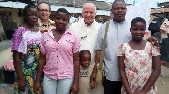 Z wizyta w Togo.
