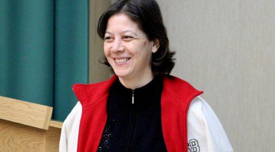 Siostra Angela Petitti nowa odpowiedzialna za Apostolat CVS!