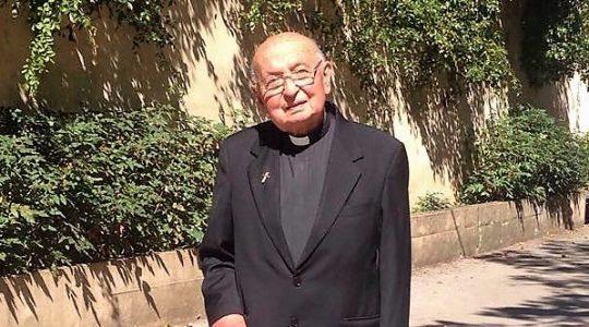 Ks. Antonio Giorgini - odszedł do Pana