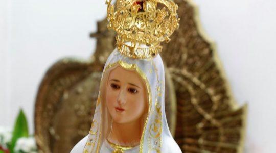 Zaproszenie na rekolekcje z Maryją