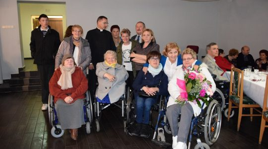 25 lat Centrum Ochotników Cierpienia Diecezji Elbląskiej