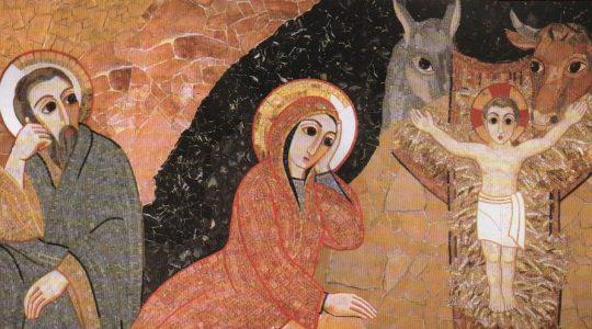 Życzenia świąteczne od siostry Angeli Petitti.