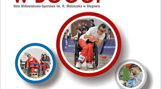 W dniach od 15 do 16 Grudnia br. w Głogowie na Dolnym Śląsku odbędą się Mistrzostwa Polski w Bocci.