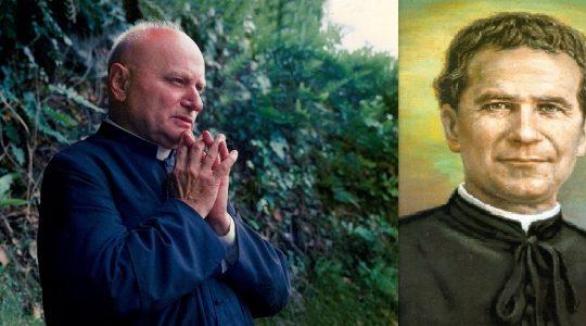 Bł. Luigi Novarese i Św. Jan Bosko