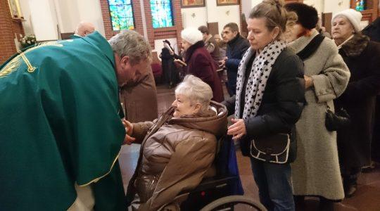 Światowy Dzień Chorego w CVS Archidiecezji Warmińskiej