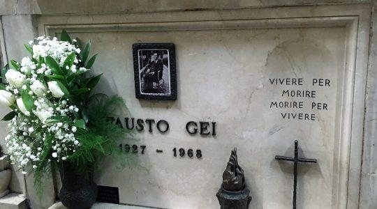50 rocznica śmierci Sługi Bożego Fausto Gei - naszego Siewcy Nadziei