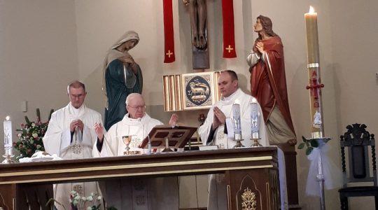 Niedziela Miłosierdzia Bożego wraz z CVS Archidiecezji Gdańskiej