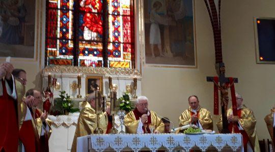 Jubileusz 10-lecia CVS z diecezji bydgoskiej