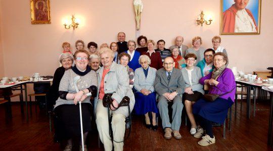 5-lecie apostolatu Centrum Ochotników Cierpienia w Lesznie