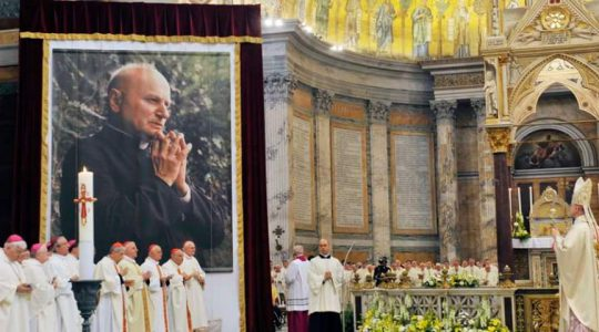 5 rocznica Beatyfikacji Bł. Luigiego Novarese