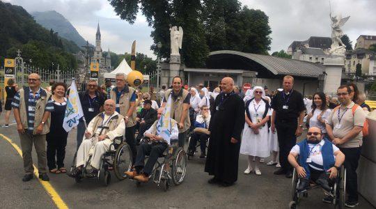 66 pielgrzymka do Lourdes