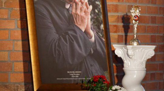 Wspomnienie liturgiczne Bł. Luigiego Novarese