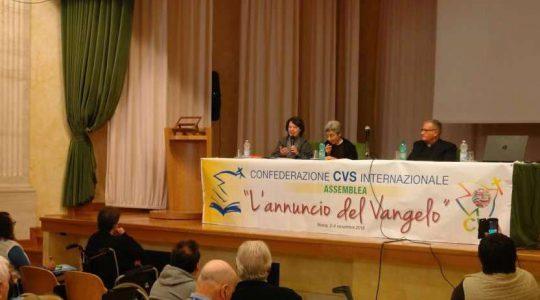 Spotkanie Międzynarodowej Konfederacji CVS