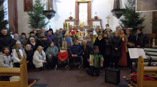 Spotkanie noworoczne CVS Archidiecezji Warmińskiej