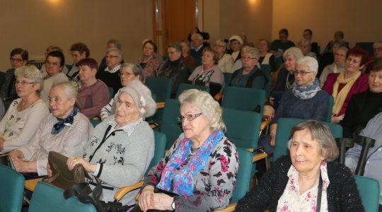Walne zebranie CVS diecezji zielonogórsko-gorzowskiej w naszym Domu