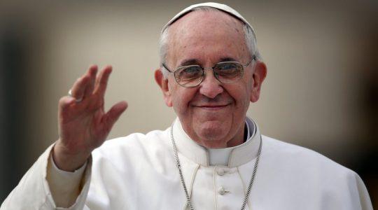 Orędzie Ojca Św. Franciszka na Wielki Post