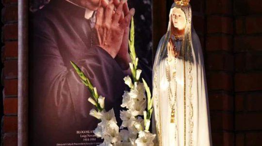 Liturgiczne wspomnienie błogosławionego Luigiego Novarese.