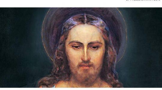 Wpatruj się we mnie i według tego żyj - tydzień misyjny z obrazem Jezusa Miłosiernego