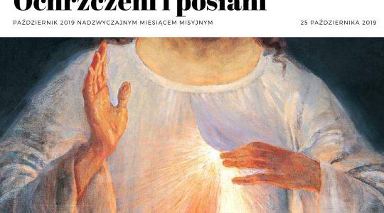 Błogosławcie a nie złorzeczcie - wspólna droga z św. Faustyną