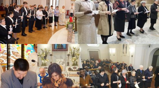 8 grudnia 2019 - Święto Cichych Pracowników Krzyża