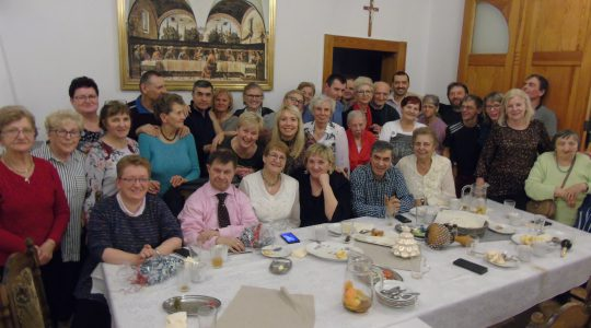 Spotkanie Apostolatu w Gietrzwałdzie